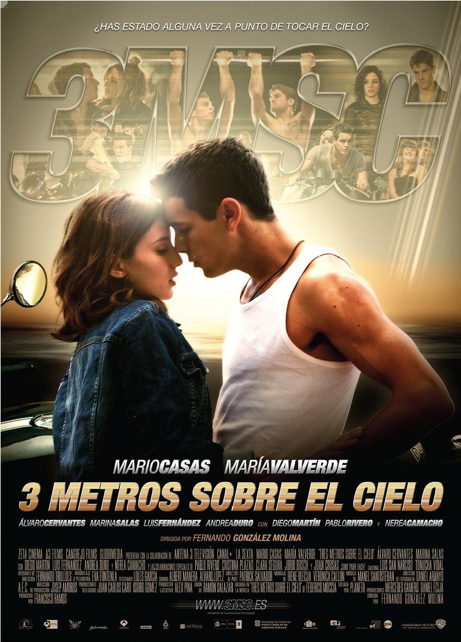 3 metros sobre el cielo: Blockbuster a la española