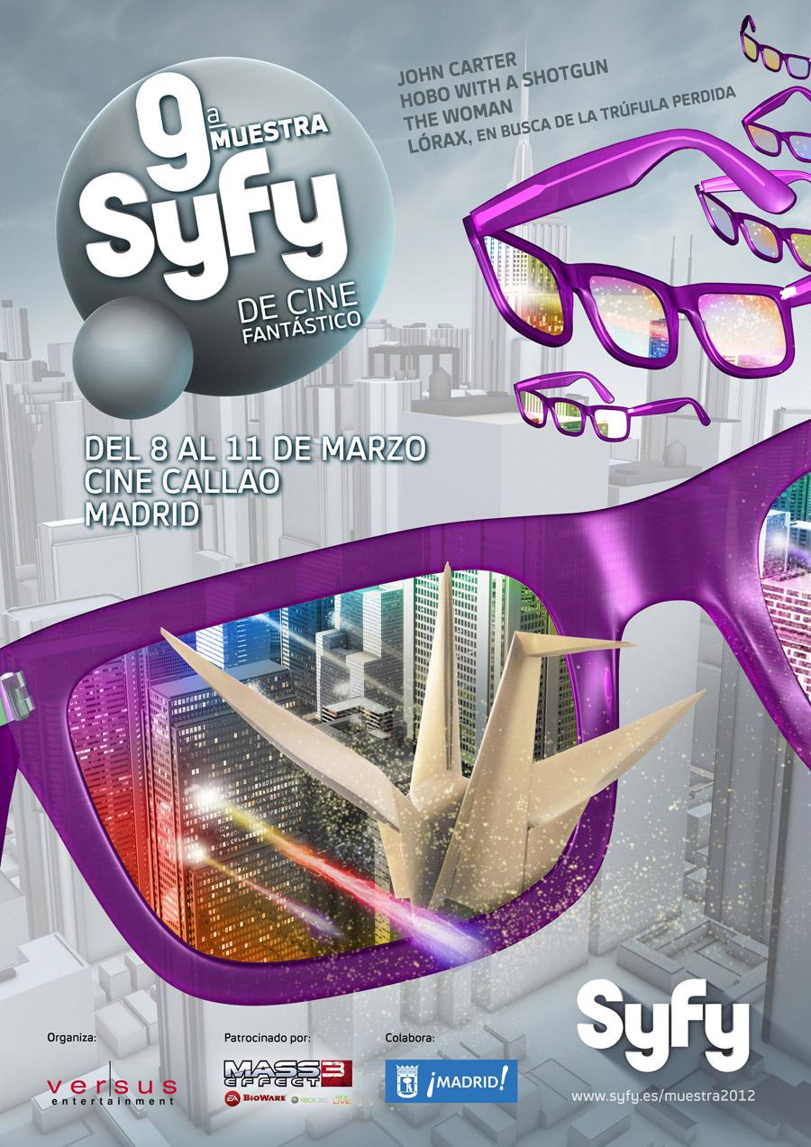 9ª Muestra Syfy de Cine Fantástico – Programación y horarios