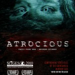 Atrocious Poster