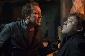 Nicolas Cage en Ghost Rider: espíritu de venganza