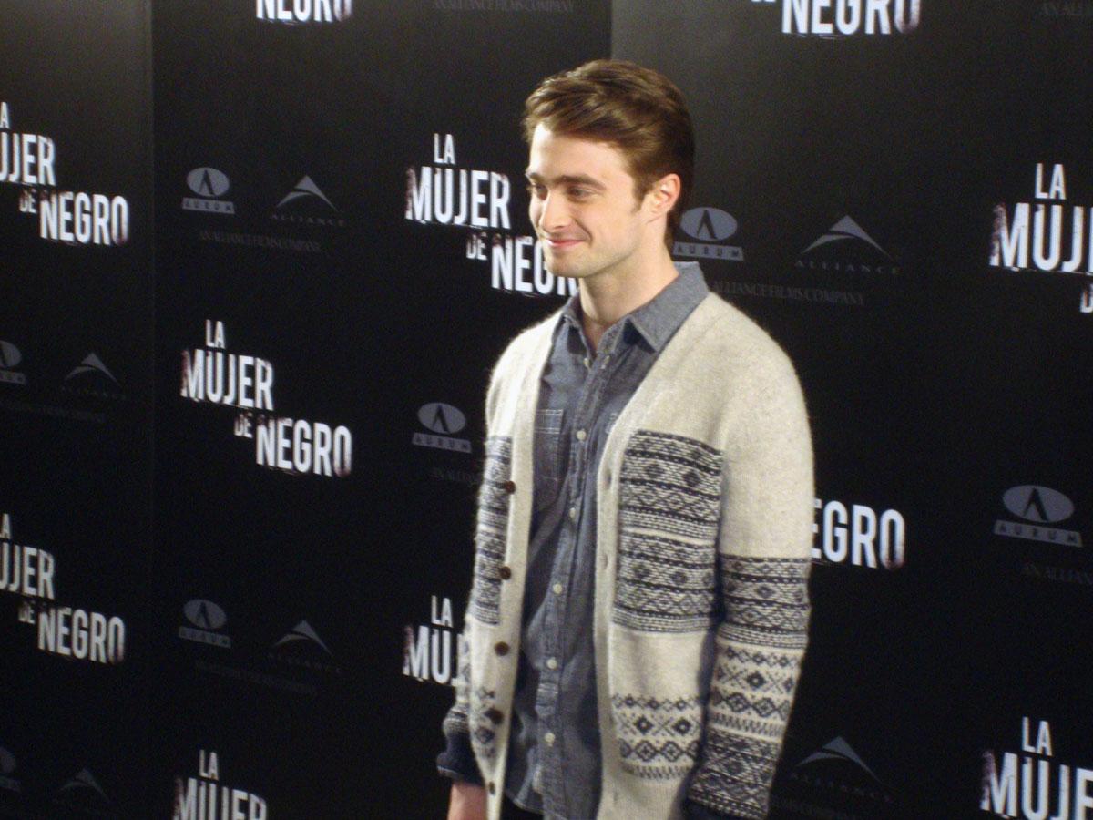 "Daniel Radcliffe: ""He hecho trampa"""