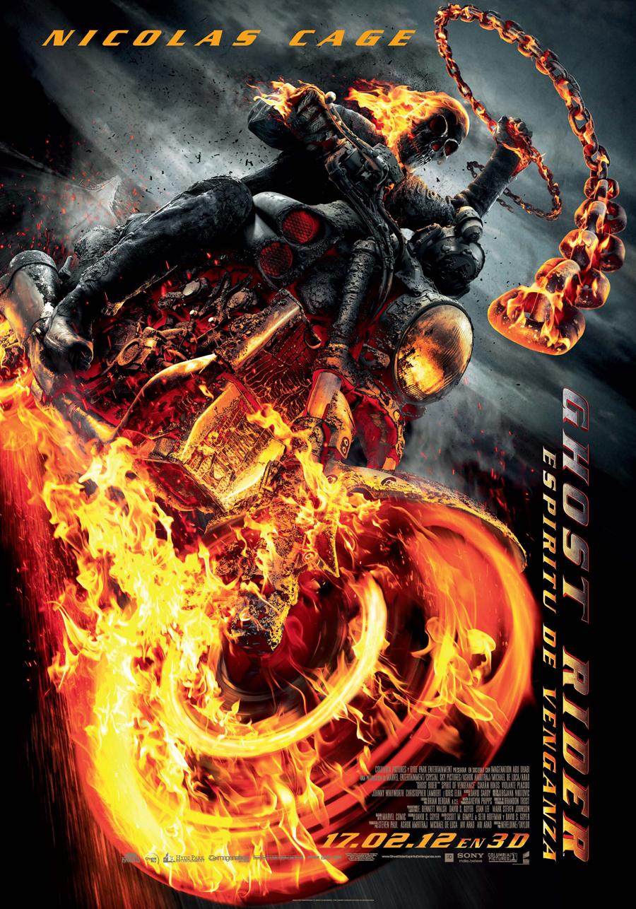 Ghost rider: espíritu de venganza: Nicolas… ¡retírate!