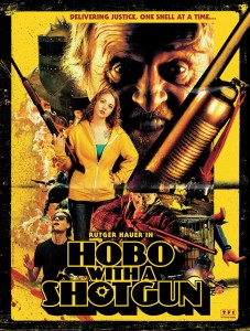 Hobo with a Shotgun - Poster