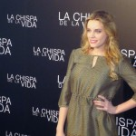 Carolina Bang Photocall La chispa de la vida