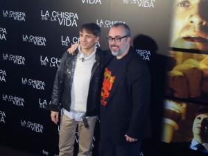 Jose Mota y Alex De La Iglesia