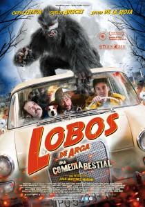 Lobos de Arga Poster