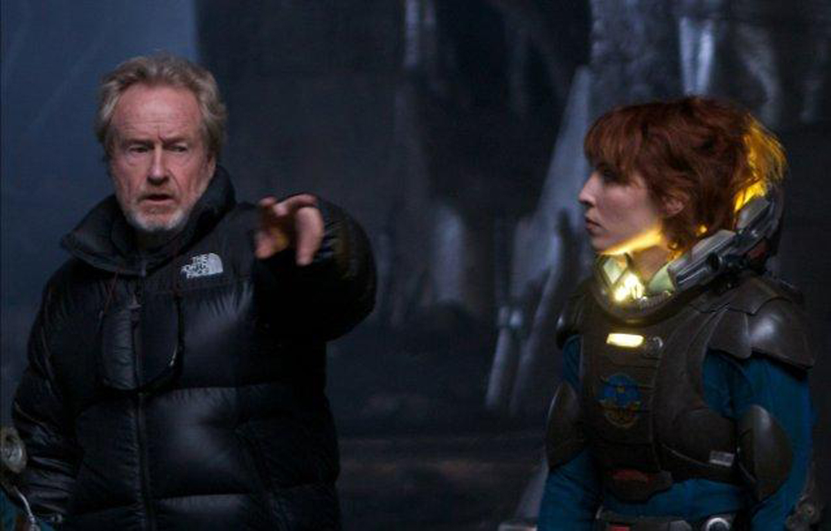 Ridley Scott volverá a trabajar con Michael Fassbender