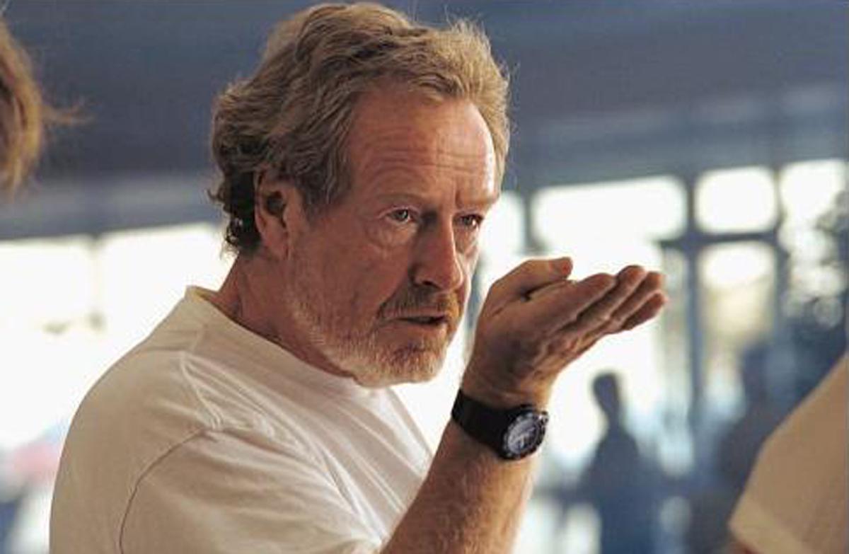 Ridley Scott volver&#2...