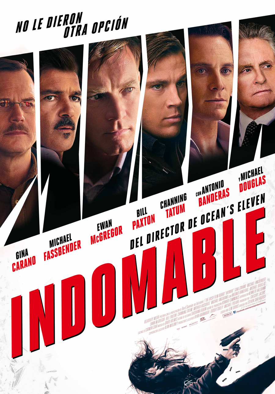 Indomable: Acción como la de antes