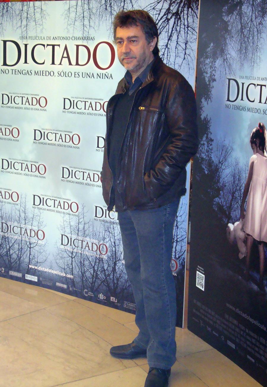 """Antonio Chavarrías: """"Matar a alguien es malo"""""""