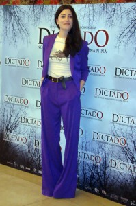 Barbara Lennie en Dictado Photocall 2