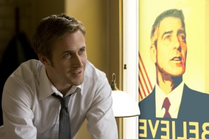 Ryan Gosling en Los idus de marzo