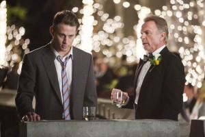 Channing Tatum y Sam Neill en Todos los días...