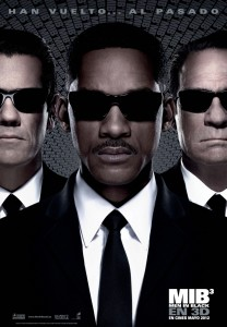 Men in Black 3 Teaser poster 2