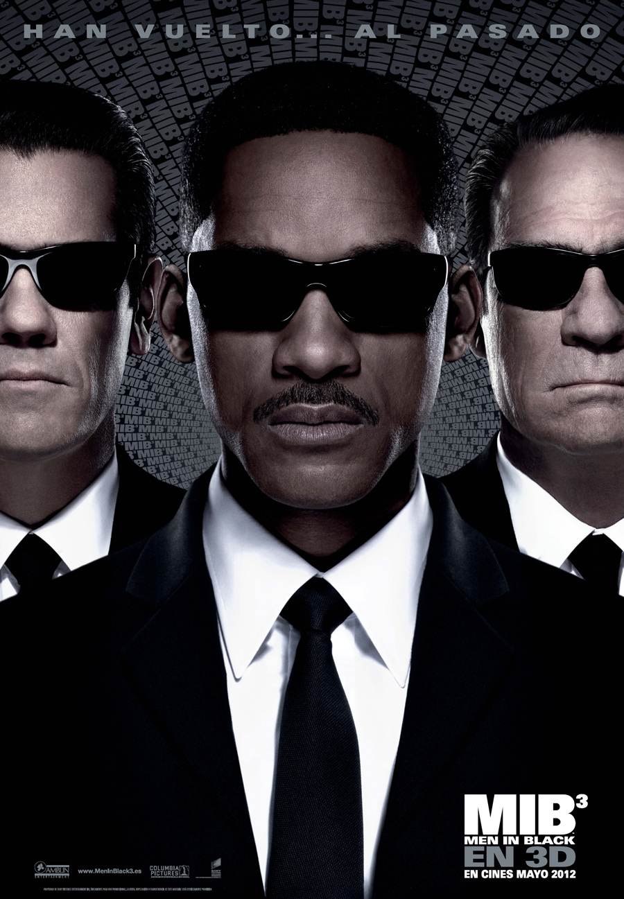 Men in black 3: Innecesaria secuela