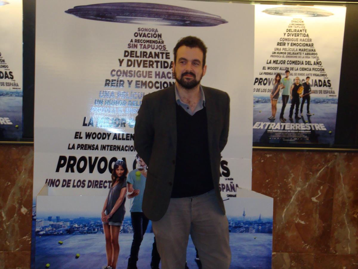 """Nacho Vigalondo: """"A veces la ciencia ficción se entiende erróneamente"""""""