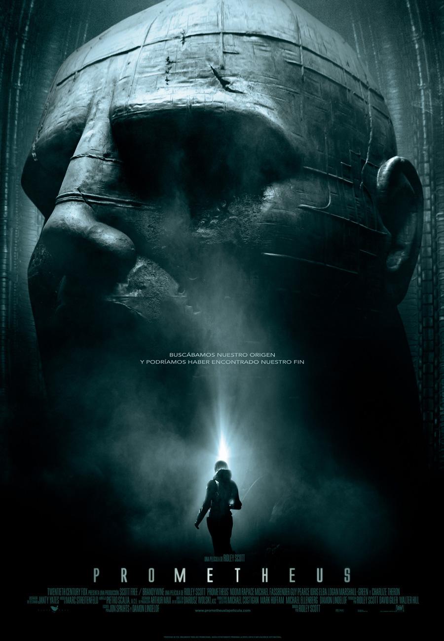 Prometheus – Nuevo trailer