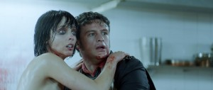 Leticia Dolera y Diego Martn en rec 3: gnesis