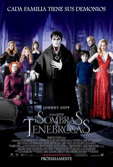 Sombras Tenebrosas – Primer trailer