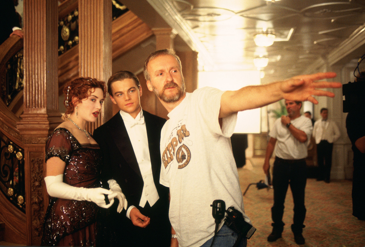 James Cameron nos habla de Titanic 3D
