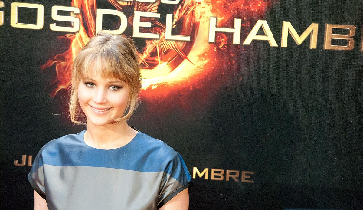 "Jennifer Lawrence: ""La clave es estar siempre riendo"""