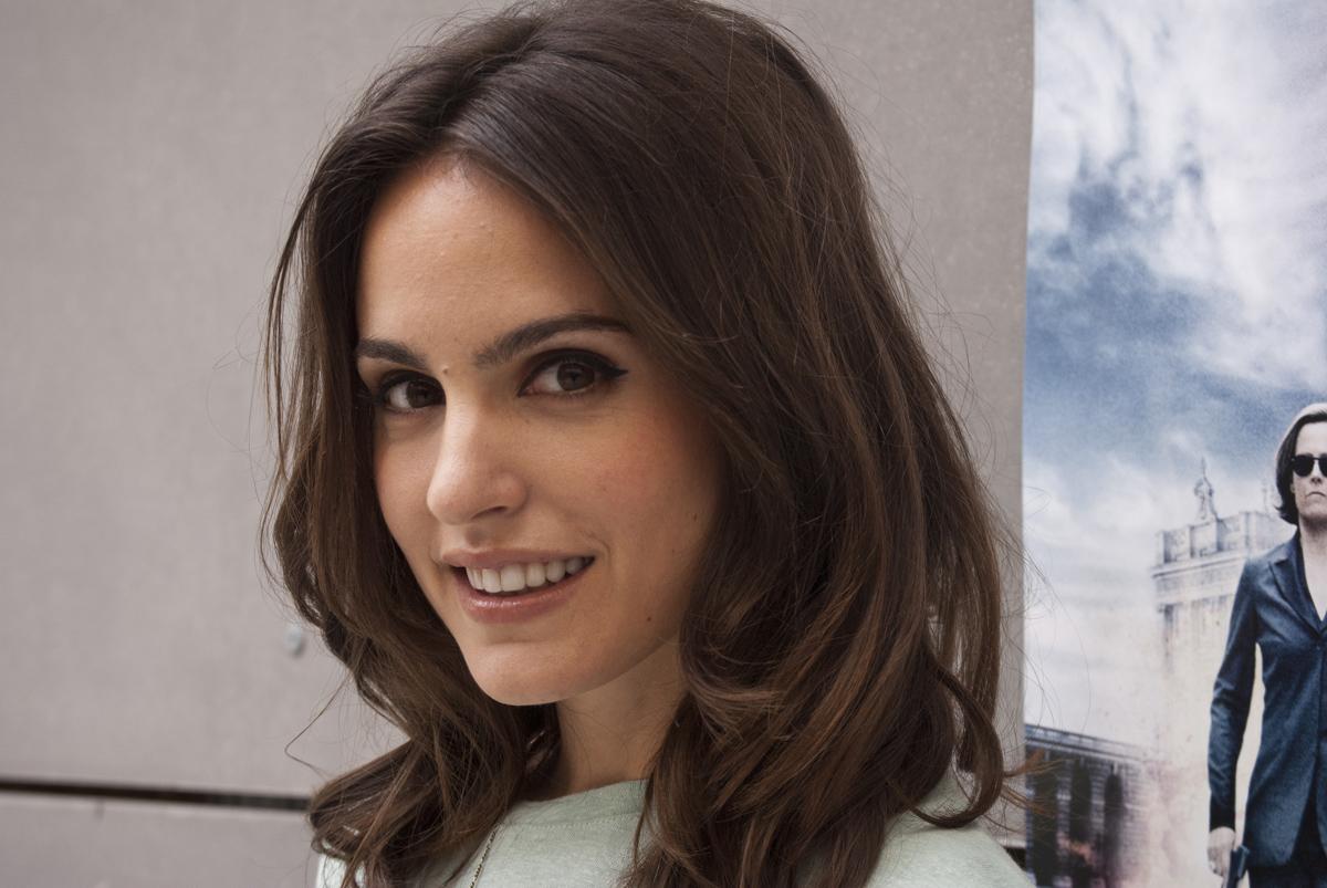 Verónica Echegui: «Me encanta mi trabajo»