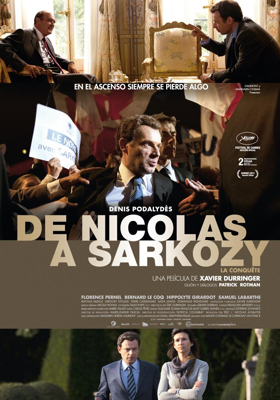 De Nicolás a Sarkozy: La mujer del ministro
