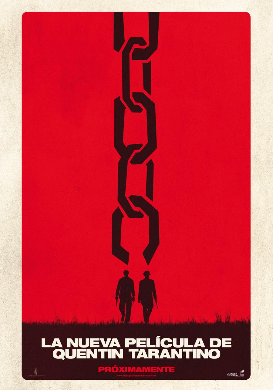 Django desencadenado: Primer trailer
