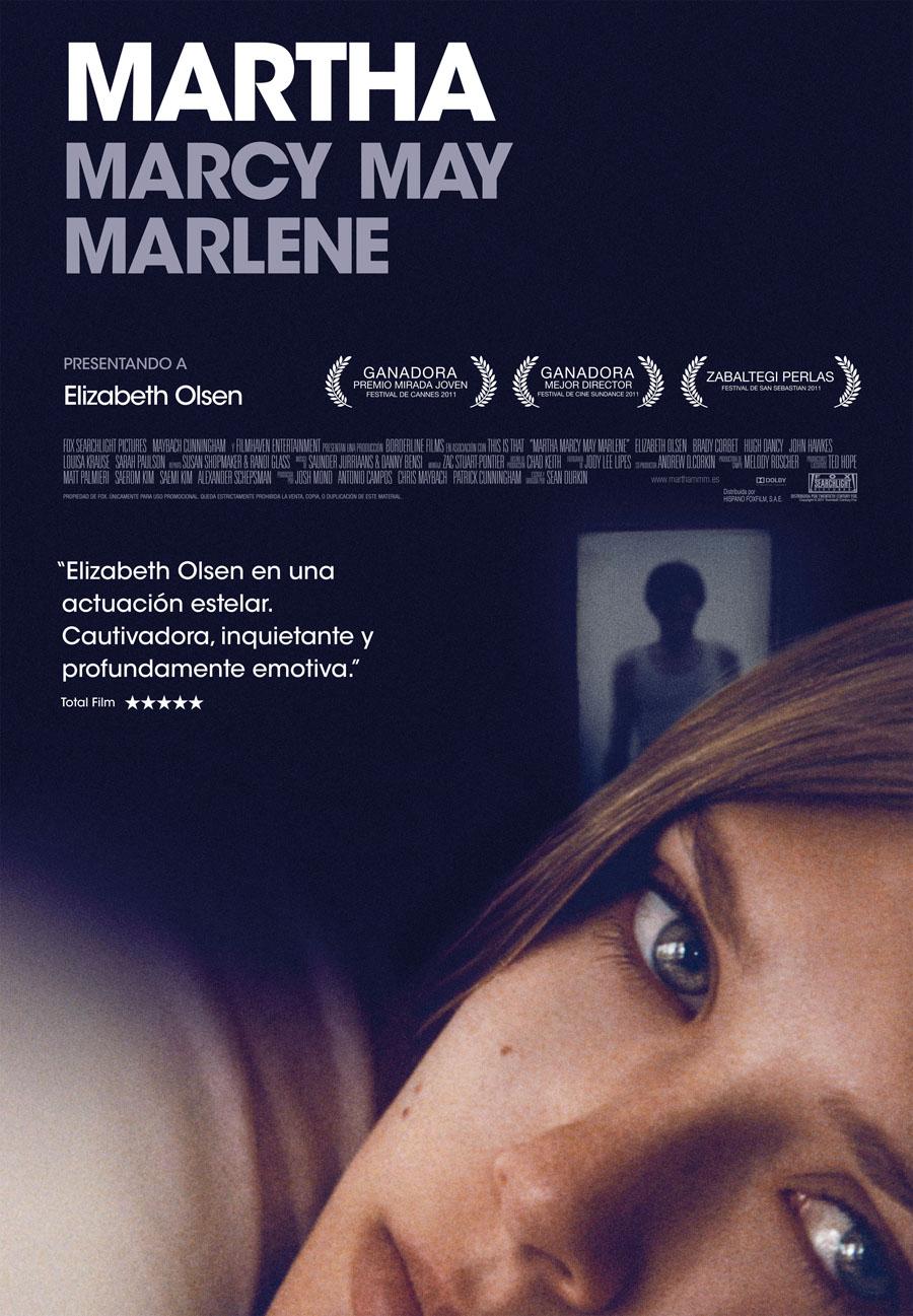 Martha Marcy May Marlene: Elizabeth, tú sí que vales!