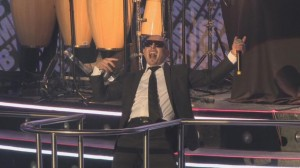 Pitbull en directo en Cancún