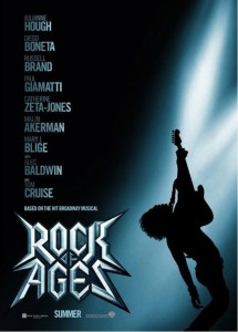 Rock of ages Teaser Poster
