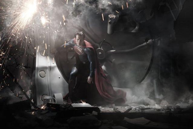 El nuevo Superman ya tiene logo