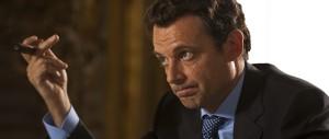 Denis Podalydès en de Nicolás a Sarkozy