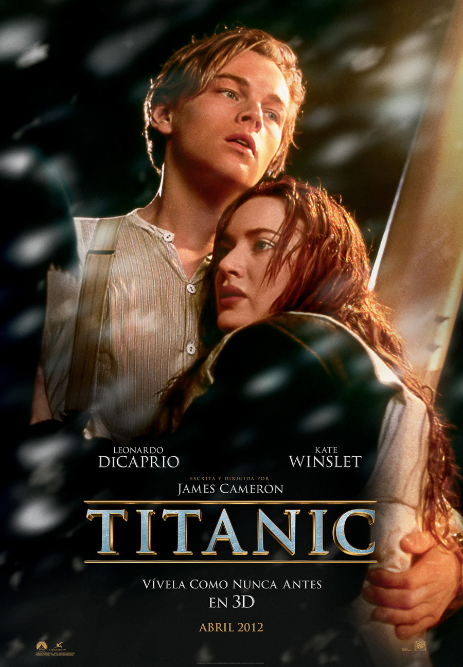Titanic 3D: Calidad en pantalla grande