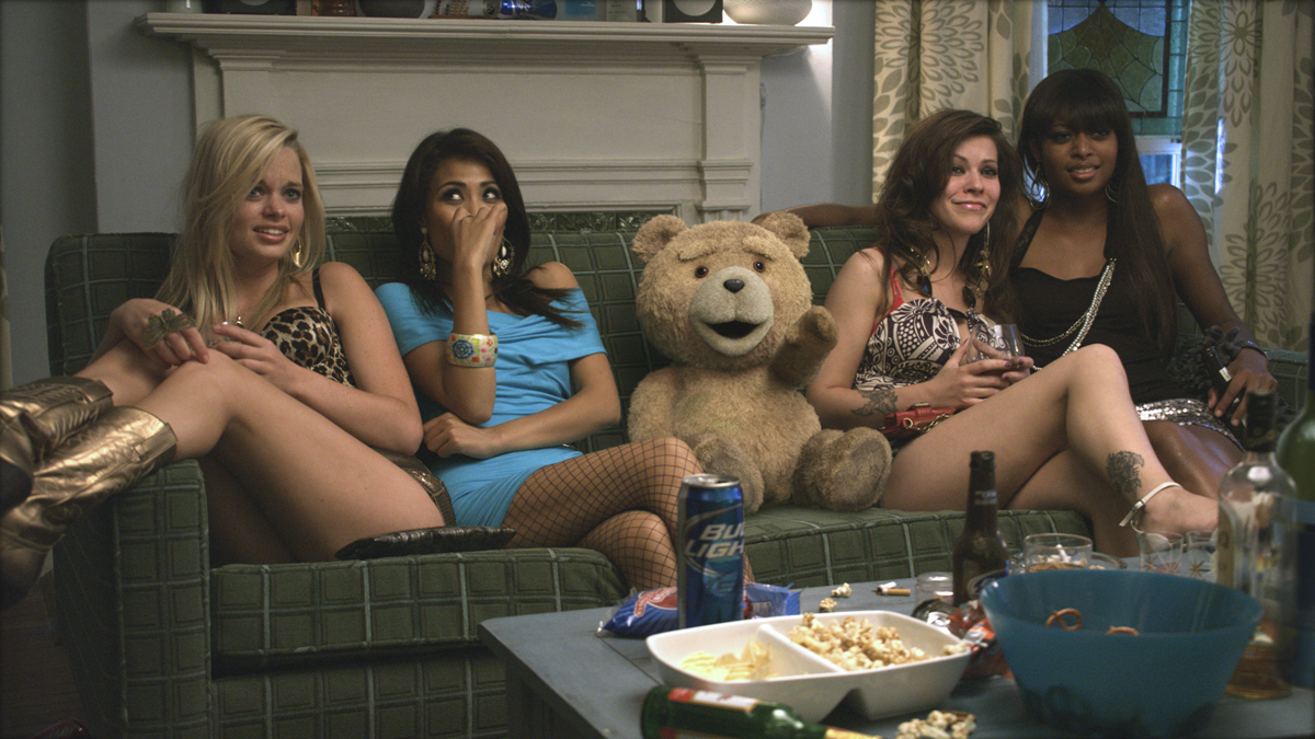 Ted – Trailer Red Band