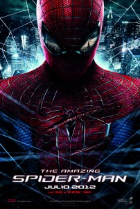 The Amazing Spiderman Teaser Poster 2