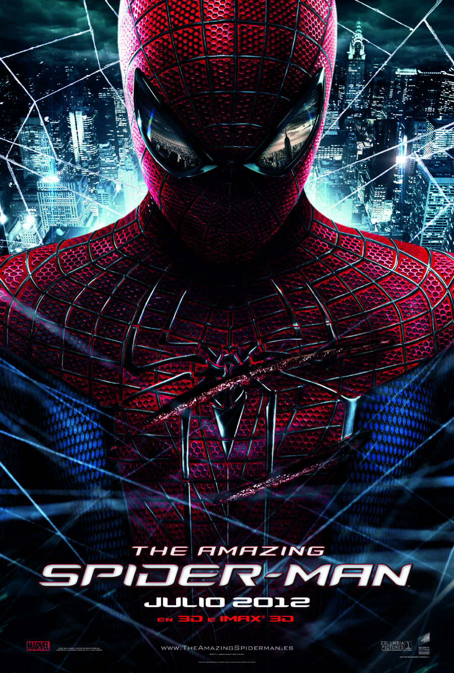 The Amazing Spiderman – Trailer final