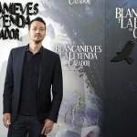 Rupert Sanders en la presentación de Blancanieves y la leyenda del cazador