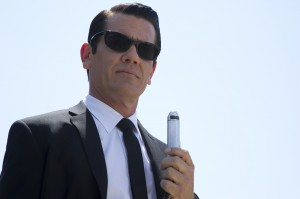 Josh Brolin en Men in black 3