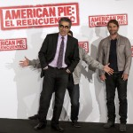 Eugene Levy,Jason Biggs, y Seann William Scott (2)