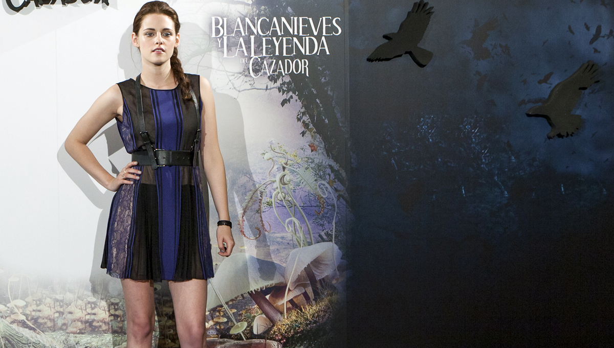 Kristen Stewart: «Fue más difícil ser princesa que vampiro»