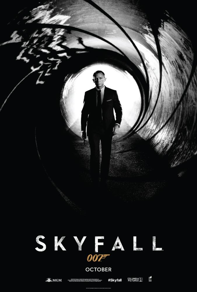 Skyfall: Primer trailer