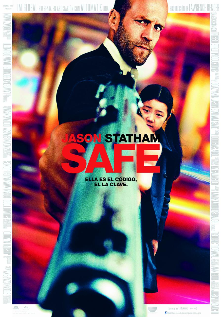 Safe: Otra más de Statham