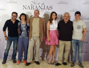 Carlos Santos, Remedios Crespo Karra Elejalde, Blanca Suárez, Imanol Uribe, e Iban Garate
