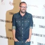 Fernando González Molina en la presentación de Tengo ganas de ti (2)