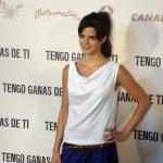 Clara Lago en la presentación de Tengo ganas de ti (2)