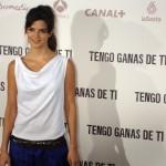 Clara Lago en la presentación de Tengo ganas de ti (3)