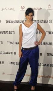 Clara Lago en la presentación de Tengo ganas de ti (4)