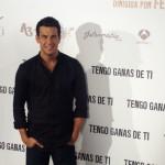 Mario Casas en la presentación de Tengo ganas de ti (3)