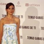 María Valverde en la presentación de Tengo ganas de ti (2)